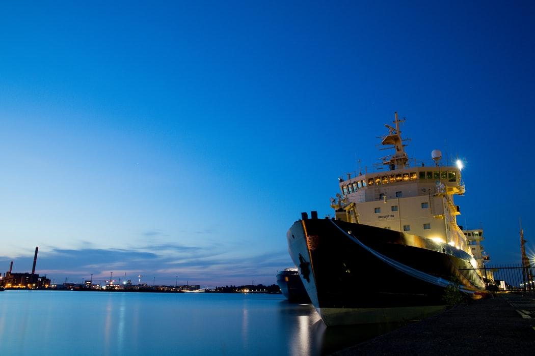 digital shipping ship simulation